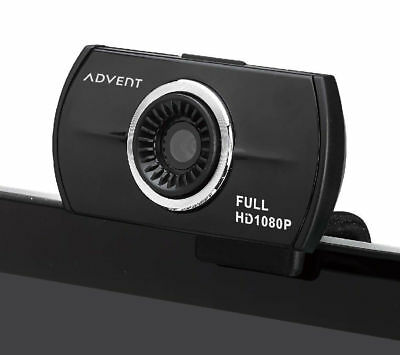 HD Webcam-ADVENT High Definition Webcam 1080p With 30 Frames 12MP