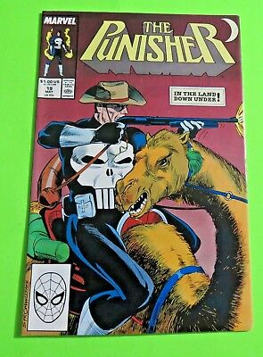 The Punisher #19 Marvel Comics Copper age (1989) C557