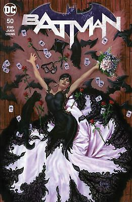Batman #50 Jusko Variant Dc Comics Wedding Catwoman Joker