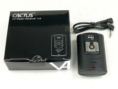 Cactus V4 Wireless Flash Receiver Unit Only