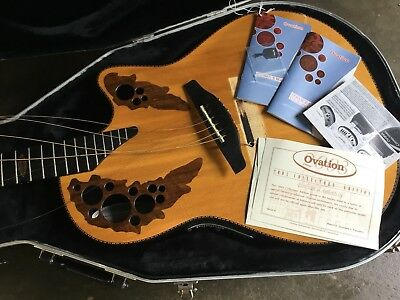 2003 Ovation Collectors Guitar