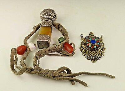 Antique Buddhist Ritual Items - Late 19th/ Early 20th Century