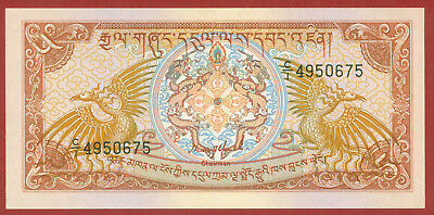 BHUTAN   1985  ( 67X )   World paper money banknotes currency