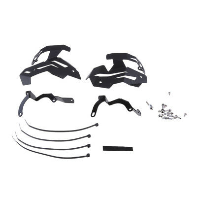 Valve Protector Guards for BMW R1200GS LC 2013 2014 2015 R1200R LC Black