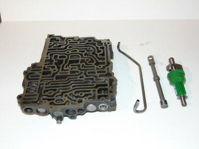 200R4 Oem Monte Carlo Ss Valve Body And Governor Assembly