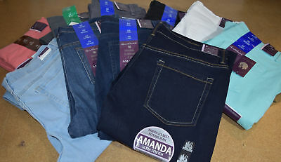 ✅NEW! Gloria Vanderbilt Amanda Soft Touch Jeans Women's VARIETY