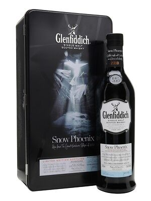 Glenfiddich Snow Phoenix Single Malt Whisky - Limited Edition