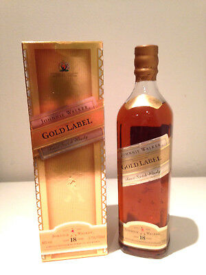 Johnnie Walker 18 Year Old Gold Label Bot.1990s 75cl / 43%