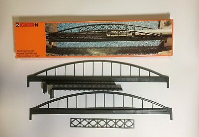 N Scale Arnold Steel Arch Bridge 445Mm Long