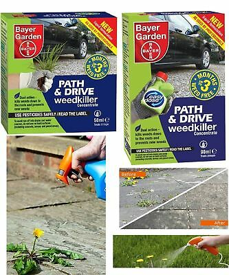 Bayer Super Strength Weedlikker Path & Drive Very Strong Weed Killer Concentrate
