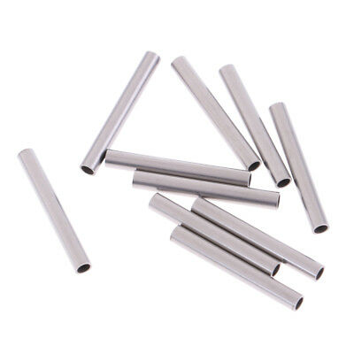 10pcs 20mm 22mm 24mm 226mm Stainless Steel Watch Strap Spring Bar Tubes DIY