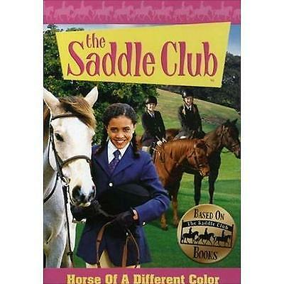 Saddle Club - Horse of a Different Color (DVD, 2007)