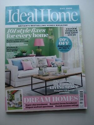 Ideal Home, JULY 2018, Britain's bestselling homes MAGAZINE