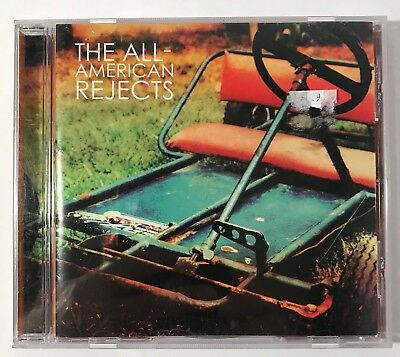The All American Rejects Dreamworks Cd