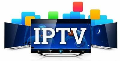 Premium IPTV Subscription