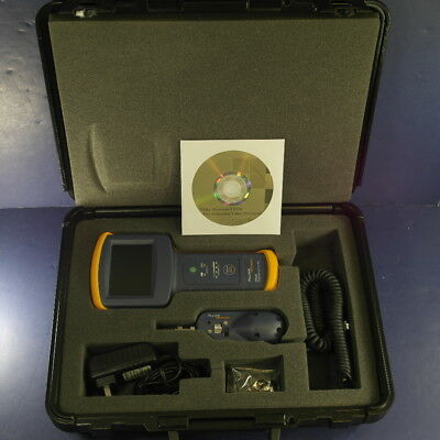 Fluke Networks Fiber Inspector Pro FT630 Video Inspection Microscope FT650 Probe