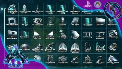 Ark survival evolved ps4 1x ascendant giga saddle bp pve official ark survival evolved ps4 pve selling all tek items prices vary pm for more info malvernweather Image collections