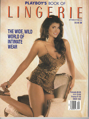 Playboy's Book of Lingerie - September-October - 1993 - Newsstand Special