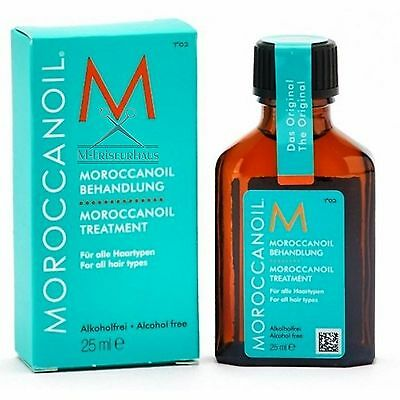 (€57,16/100ml) MOROCCANOIL Arganöl Treatment 25ml Weltneuheit aus USA