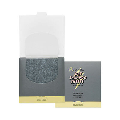 [ETUDE HOUSE] Hair Secret Dry Shampoo Sheets - 1pack (30pcs)