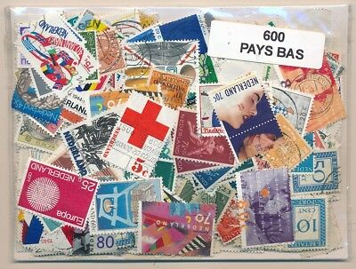 Countries Low Package 600 stamps different