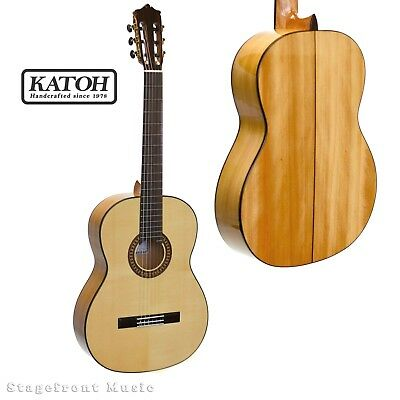 Katoh Kf Flamenco Guitar Solid Spruce Top Agathis Back & Sides - New
