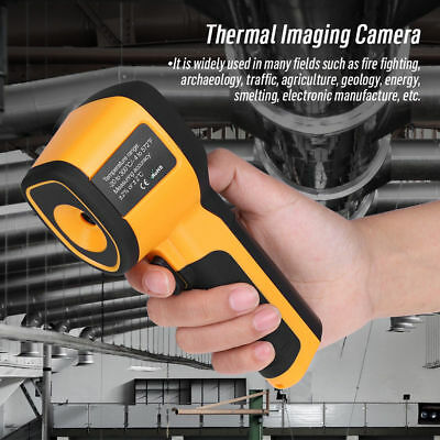 HT-175 Caméra Imageur Thermique IR 32X32 Thermographie Infrarouge -20~300 ℃