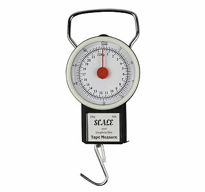Digital Hanging Scale Mechanical Kitchen and Fishing Scale Multi-Purpose Hand 50