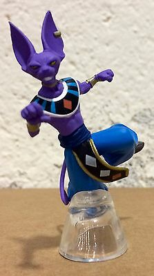 Dragon Ball Super Gashapon Vs 02 Rechnungen Beerus Battle Figur Figur Bandai Neu