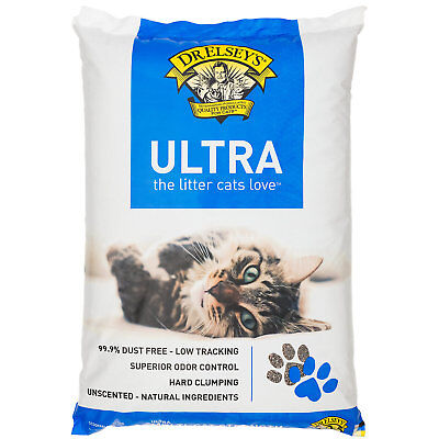 Precious Cat Dr. Elsey's Ultra Scoopable Multi-Cat Cat Litter