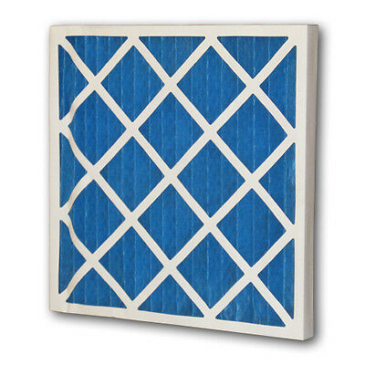 Pleated Panel Filters G4 Grade 500x500x45mm 20x20x2 PACK OF 4