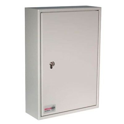 Securikey Key Vault 50 Padlock Cabinet with Key Lock Barrell