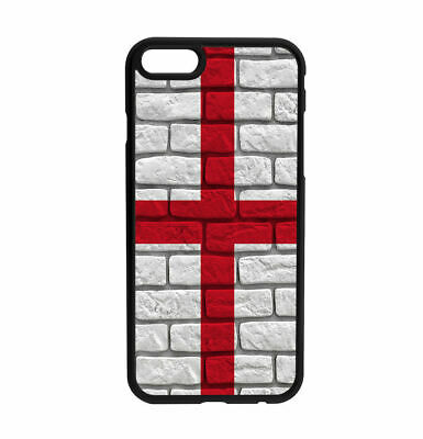 England Old Wall Flag design Rubber Case for iPhone Samsung  D3