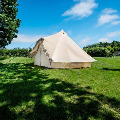 & BOUTIQUE CAMPING BELL Tent Protector Cover 4m - £119.00 | PicClick UK