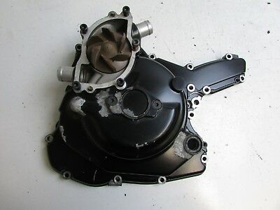 Ducati Hyperstrada 821 2013 Clutch Cover Casing and Water Pump   J11