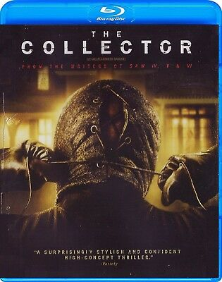 The Collector (Marcus Dunstan) *New Blu-Ray*