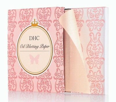DHC Blotting Paper 2 or 3 Pack, 100 sheets in each pack, includes 4 free samples