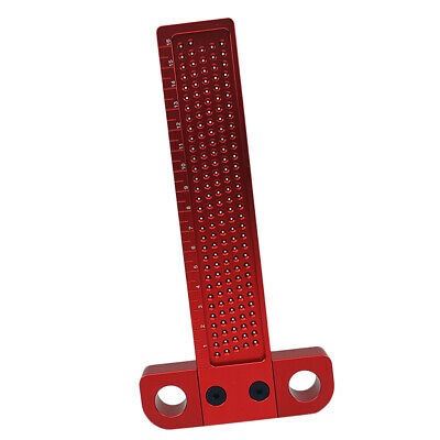 Woodworking scribe, Aluminum Precision Woodworking T-Square ruler