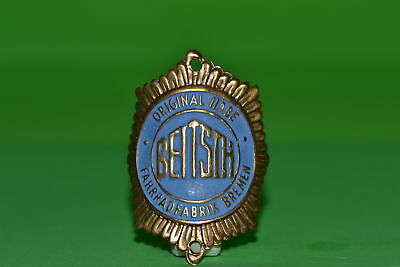 Vintage bicycle - Plaque Logo of the manufacturer-Beitsih -4562