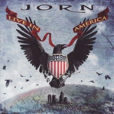 Jorn - Live in America [New CD] Argentina - Import