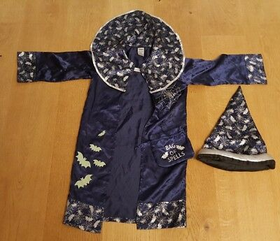 kids witch or wizard outfit costume