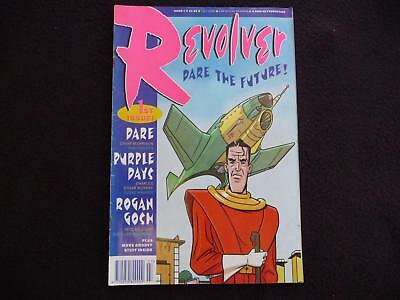 Revolver comic issue 1 (2000AD Production 1990 for mature readers) (LOT#792)