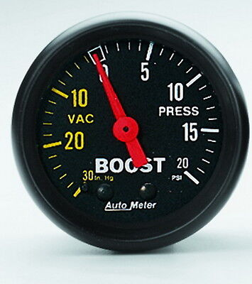 AutoMeter 2601 Z-Series (TM) Gauge Boost/ Vacuum