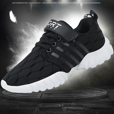 Sports Running Boys Girls Sweet Shoe Casual Breathable Sneaker Big Kids Shoes US