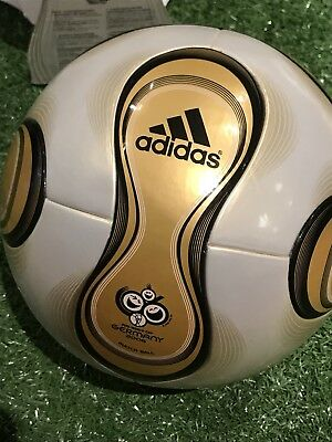 2006 Adidas Official Final Match Ball FIFA World Cup Germany Gold Berlin Italy