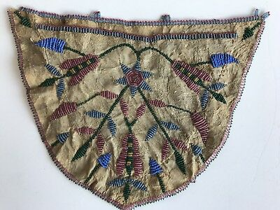 Santee Sioux Wall Pocket, c.1880 Excellent Condition