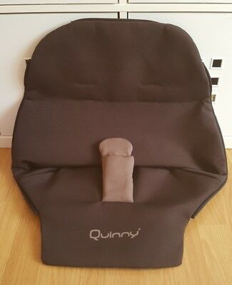 Quinny Buzz Playground Brown Toddler Seat Second xl Cover Liner 2009 18 months +