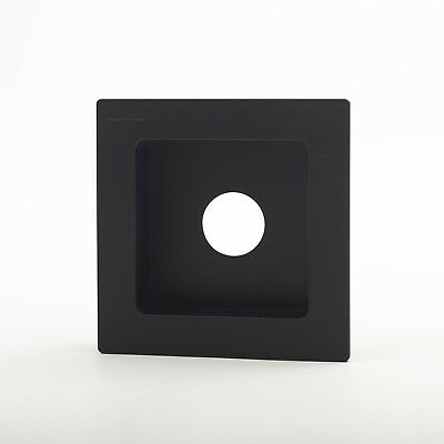 Luland produced Sinar 140*140mm Recessed 26mm compur  copal #0 lens board