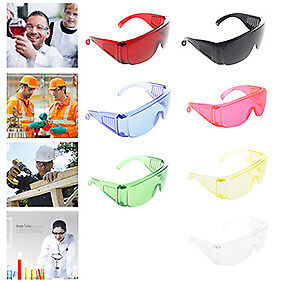 Protect Safety Goggles Glasses Work Dental Eye Protection Spectacles Eyewear Hot