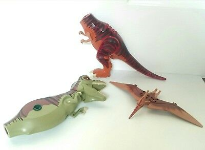 Spares-Dinosaur-parts-for-Lego-Dino-T-Re